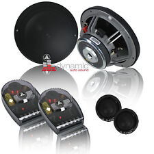 "JL AUDIO C5-650 Evolution Car Speakers 6.5"" Components 2-Way 225W C5 650 New"