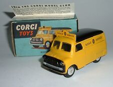 Corgi Toys No. 408, Bedford AA Road Service Van, - Superb Mint