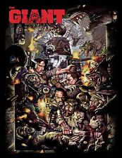NAZI ZOMBIES CALL DUTY BLACK OPS LAMINATED MINI A4 POSTER THE GIANT