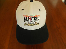 1999 Florida State League All Star Weekend Snapback Hat, White with Navy