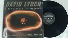 DAVID LYNCH -Pinky's Dream Feat. Karen O-the Remixes- 12""