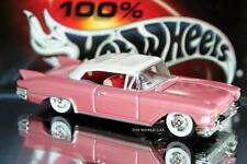 '99 100% Hot Wheels '57 Cadillac Eldorado Biarritz Hard Rock Cafe