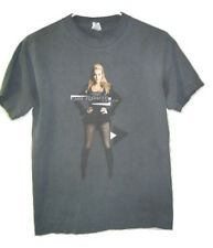 Carrie Underwood 2010 Play On Tour Concert Blue Gray T Tee Shirt S Small