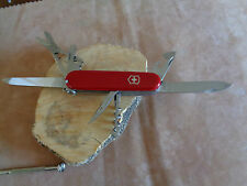 VICTORINOX COLTELLO KNIFE SWISS ARMY MOUNTAINEER RED  18 FUNCTIONS 193743