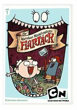The Marvelous Misadventures of Flapjack Complete DVD SET Vol 1 TV Cartoon Series
