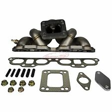REV9 HP Series Equal Length Top Mount T3/T4 Turbo Manifold For 240SX SR20DET