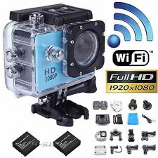 SJ4000 Wifi 1080P HD 12MP 1.5in Waterproof Sport Action Camera +part for Gopro I