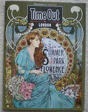 Florence Welch – Time Out London Magazine – 7 June 2016