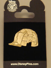 Pins Igloo Or lanyard pin series Disneyland Disneyworld NEUF