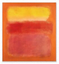 Mark Rothko  UNTITLED   100 x 92  cm  STAMPA TELA QUADRI CANVAS