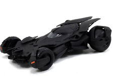 "1/24 Jada DC Comics Metals Batman V Superman 8"" Batmobile Model Kit 97781 Black"
