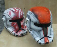 Star Wars Republic commando helmet Sev, Fixer, Scorch, Niner, Darman, Fi, Boss..