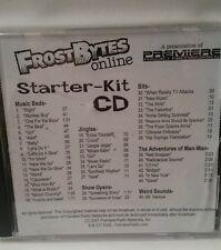 FrostBytes Online Starter-Kit CD (CD, 2001, Premiere)