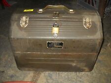 Vintage Simonson Tool Box, Tool Chest, WWII Era Expandable 3-Tier Style AN#102