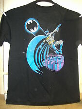 Vintage T-Shirt: Batman - With Bat Signal (xL) (USA, 1988)