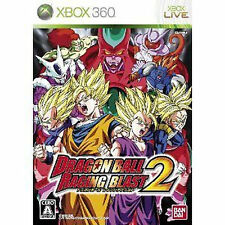 Dragon Ball Raging Blast 2 Xbox 360 Xbox360 Japan
