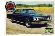 1967 PLYMOUTH HEMI GTX  ~  2-PAGE MAGAZINE / PHOTO / PICTURE / AD