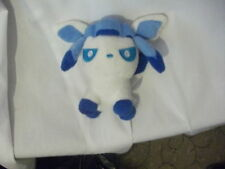 "6"" lindo suave felpa muñeca eeveelution Azul Pokemon Center"