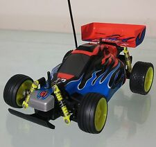1:16 Racing Red/Blue Off-Road Buggy Remote Control Car Red & Blue Electric