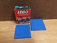 Vintage 60's LEGO System by Samsonite #219 Blue