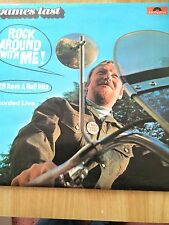 James Last Rock Around With Me Vynl Lp