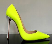 Christian Louboutin So Kate 120 Neon 37.5 UK 4.5 US 7.5