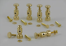 Brass Binding Posts (Package of 6)