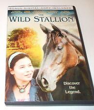 The Wild Stallion - Miranda Cosgrove Connie Sellecca (DVD, 2012) FS