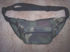 1 Camo fanny pack camo waist pack camouflage butt pack camo pack water repellant