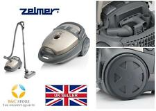 NEW Zelmer (Bosch) JUPITER ZVC425HT BAG VACUUM CLEANER TURBO carpet BRUSH HEPA