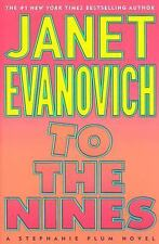 Stephanie Plum: To the Nines 9 by Janet Evanovich (2003, Hardcover)1st Edition