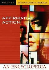 Affirmative Action [Two Volumes]: An Encyclopedia-ExLibrary