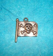 Pendant Pirate Charm Pirate Flag Pittsburgh Pirates Skull & Crossbone Charm