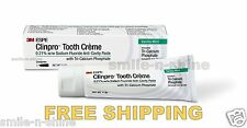 3M ESPE Clinpro Tooth Creme Anti Cavity Toothpaste (Buy 6 Get 1 Free)