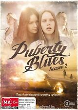 PUBERTY BLUES: Season 2 DVD TV SERIES BRAND NEW SEALED NEW RELEASE 3-DISCS R4