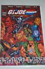 2002 Image GI Joe Front Line Comic Book #1 Cover B THE MISSION THAT NEVER WAS