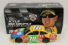 Kyle Busch 2016 #18 M&M's New 1:24 Scale In Stock Free Shipping
