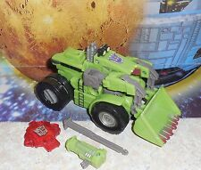 Transformers 2007 Movie Grindcore Complete Figure