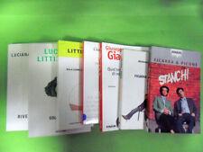 LOTTO 7 LIBRI COMICI.LITTIZZETTO/GIACOBAZZI/FICARRA E PICONE/GINO & MICHELE