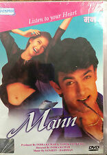 Mann - Aamir Khan, Manisha Koirala - Official Hindi Movie DVD ALL/0 Subtitles