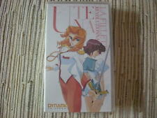 VIDEO MANGA UTENA LA FILLETTE REVOLUTIONNAIRE VOLUMEN 03  VHS NUEVO