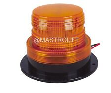 Strobe Forklift Amber Truck Safety Vehicle LED Warning Beacon 51595a Universal