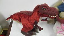 HASBRO PLAYSKOOL MONTY  T REX DINOSAUR KOTA PALS BATTERY OPERATED MOVES SOUND