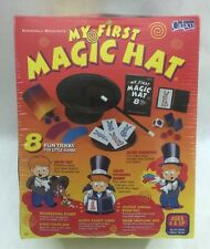 My First Magic Hat 8 Fun Tricks Casado Ages 4 & Up