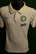 CELTIC GLASGOW NIKE TRAINING FOOTBALL POLO SHIRT (L) JERSEY TOP TRIKOT CAMISETA