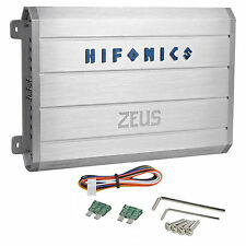 New Hifonics Zeus ZRX1016.4 1000 Watt RMS 4 Channel Car Amplifier Class AB Amp