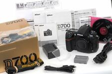 IMMACULATE, Boxed, Lightly Used Nikon D700 Camera Body + Accessories - US Model