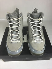 "Air Jordan 9 Retro (GS) ""Cool Grey"" Kids Boys Youth Shoe 302359-015 Size 4Y"