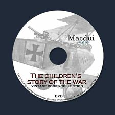 The Children's Story of the War Vintage Books Collection 10 PDF EBooks on 1 DVD