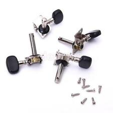 2R 2L TUNING PEGS PIN MACHINES heads TUNERS 8 screws UKULELE 4 string Guitar